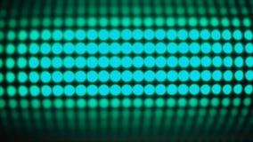 Abstrakt bokehbakgrundsljus - grön färg Fotografering för Bildbyråer
