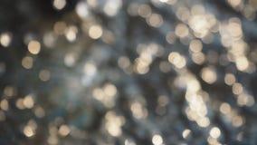 abstrakt bokehlampa Royaltyfri Foto