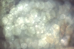 Abstrakt bokehlampor stock illustrationer