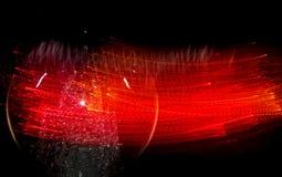 abstrakt bolljul Fotografering för Bildbyråer