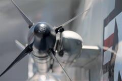 Abstrakt bomba F14 strumień Zdjęcie Royalty Free