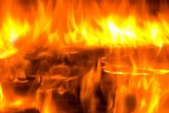 abstrakt brand 2 Arkivbild