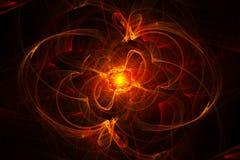 abstrakt brand för bakgrund 2 Arkivbild