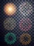 abstrakt brandarbetsuppsättning Royaltyfri Bild
