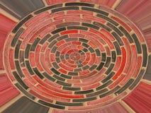 abstrakt brickwork Fotografering för Bildbyråer