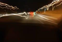 abstrakt brotrafik Fotografering för Bildbyråer