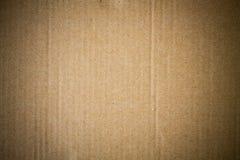 Abstrakt brun papp royaltyfria foton