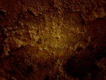 Abstrakt brun skuggad texturerad bakgrund pappers- grungebakgrundstextur solbränna två för kupor för presentationen för inbjudan  arkivfoto
