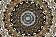 abstrakt brun white Arkivbild