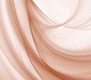 abstrakt bruna fibrer Arkivbilder