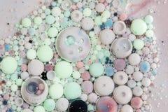 abstrakt bubblor Royaltyfria Bilder