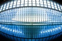 abstrakt byggnad Fotografering för Bildbyråer