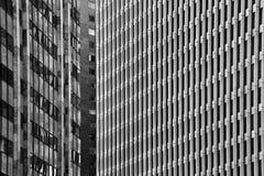 abstrakt byggnader Arkivbilder