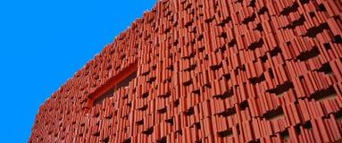 abstrakt byggnadsred Arkivbilder