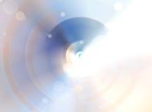 Abstrakt cd ytbehandlar Arkivfoto