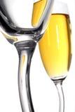 abstrakt champagne Royaltyfria Bilder