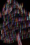 Abstrakt, choinka Zdjęcie Royalty Free