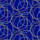 abstrakt cirklar Royaltyfria Bilder