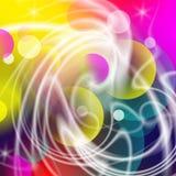 abstrakt collage Royaltyfri Bild