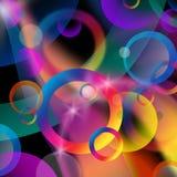 abstrakt collage Royaltyfri Foto