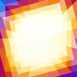 Abstrakt Coloful teknologibakgrund Royaltyfria Bilder