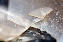 Abstrakt crystal bakgrund (den stora samlingen) Royaltyfri Fotografi