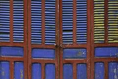 Abstrakt dörr Royaltyfria Bilder