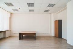 Abstrakt 3d framförde inomhus utrymme Arkivfoto