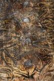 abstrakt datalistformer Royaltyfria Foton