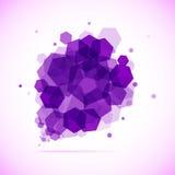 abstrakt datalistor vektor illustrationer