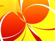 abstrakt datalistor Royaltyfri Foto