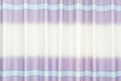 Abstrakt deseniowe zasłony Zdjęcie Royalty Free