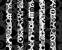 abstrakt design Royaltyfri Bild