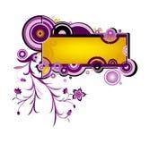 abstrakt design stock illustrationer