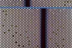 Abstrakt design med prickar Arkivbild