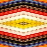 abstrakt design med stycken av plasticinestänger i olik färger, bakgrund och textur Fotografering för Bildbyråer