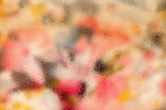 Abstrakt designbeståndsdel med den verkliga ljusa reflexionen för banret, tryck, mall, rengöringsduk, garnering modern bakgrund Royaltyfri Foto