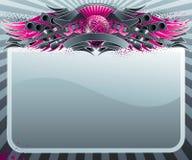 abstrakt designdeltagare Royaltyfria Bilder