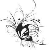 abstrakt designelement Royaltyfri Bild