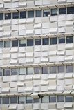 Abstrakt detalj av modern byggnad Royaltyfri Bild