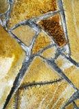 Abstrakt detaljstentrottoar Royaltyfri Foto