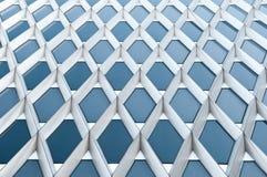 abstrakt diamant för bakgrundsblackkrom Royaltyfria Foton