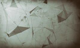 Abstrakt digital bakgrund för diverse bruk Arkivfoton