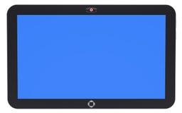 Abstrakt digital tabletPC Vektor Illustrationer