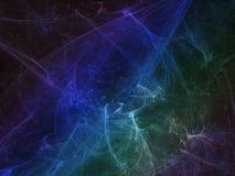 Abstrakt digitalt för Fractal, för utsmyckat magiskt digitalt genomdränkt energiabstrakt begrepp för fractal arkivfoto