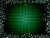 abstrakt dollar Arkivfoto
