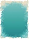 Abstrakt drzejąca papier rama Obraz Royalty Free