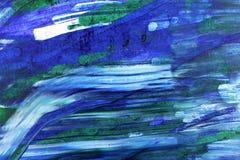 Abstrakt duotoneakrylbakgrund arkivbilder