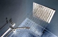 Abstrakt dusch arkivbild
