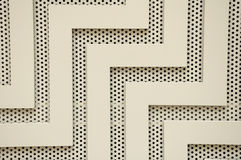 Abstrakt dziury i linie Obrazy Stock